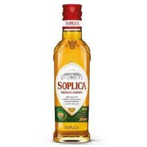 Bouteille liqueur de vodka Soplica Noisette (Orzech Laskowy) 20cl