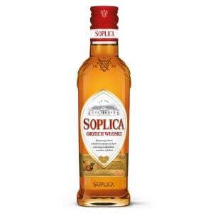 Bouteille liqueur de vodka Soplica Noix (Orzech Wloski) 20cl