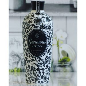 Generous Gin - Gin distillé français