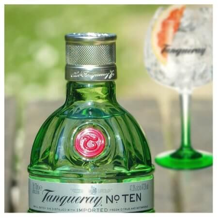 Gin Tanqueray Ten - 70cl.