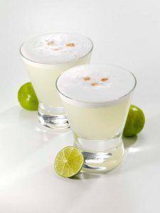 Cocktail Pisco Sour