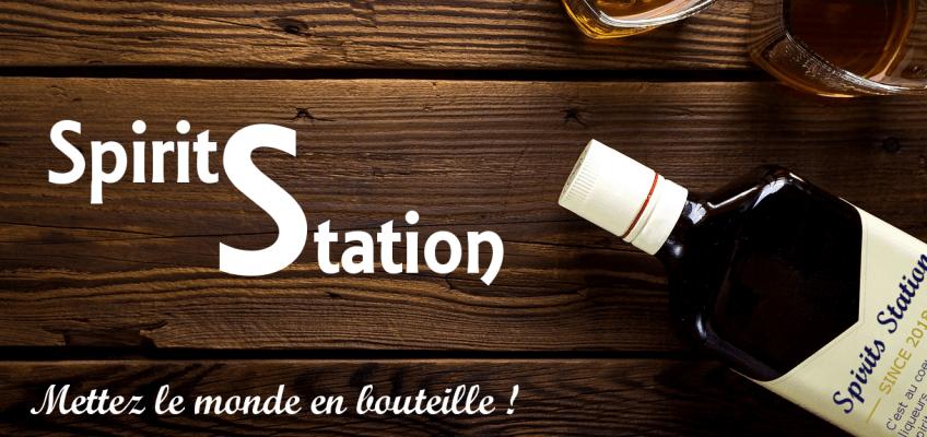 Spirits Station : Mettez le monde en bouteille !