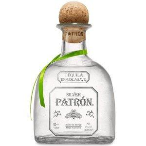 Tequila Patron Silver - 1 Litre