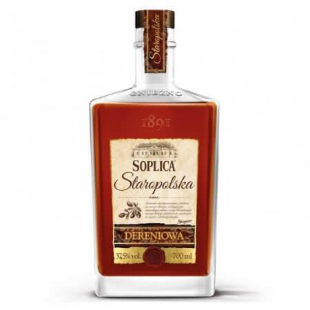 Bouteille Soplica Staropolska Cornouiller (Dereniowa) - 70 cl