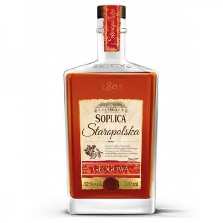 Bouteille Soplica Staropolska Aubépine (Glogowa) - 70 cl