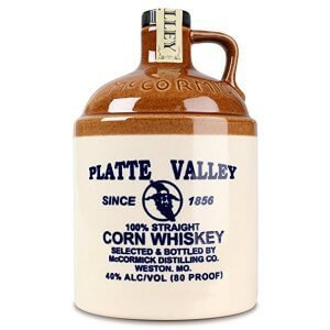 Bouteille Whisky Platte Valley - 70cl.