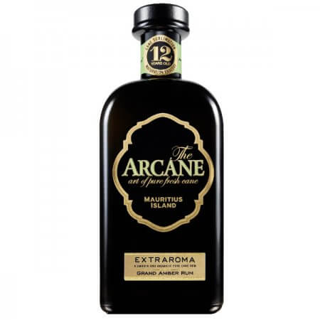 Bouteille Rum Arcane Extraroma 12 ans - 70cl.