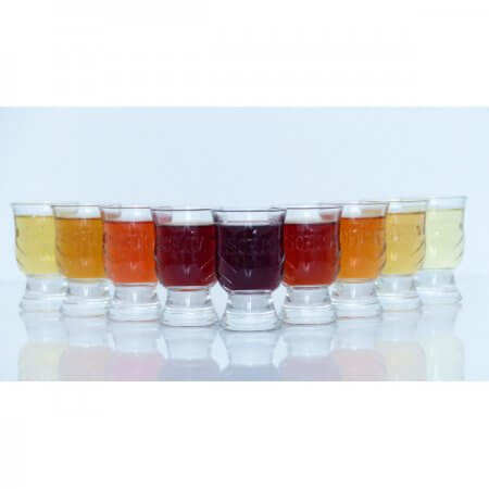 Photo verres shooter Soplica - 4cl