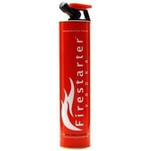 Bouteille Vodka Firestarter (extincteur) - 70cl