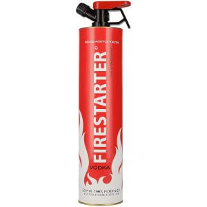 """Vodka Firestarter """"Extincteur"""""""