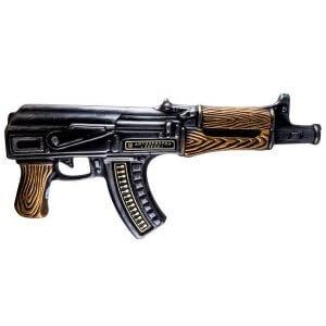 Vodka Zlatogor AK-47 (kalachnikov) - 50cl