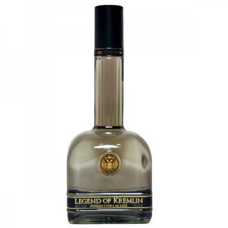 Bouteille vodka Légende du Kremlin - 70cl