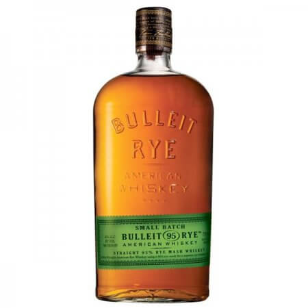 Bouteille Whiskey Bulleit Rye - 70cl.