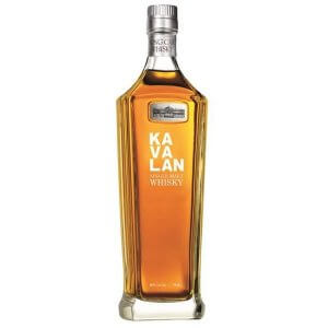 Bouteille Whisky Kavalan Single Malt - 70cl.