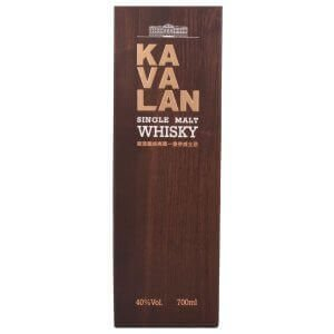 Kavalan Classic Single Malt Boite
