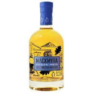 Bouteille Whisky Mackmyra Brucks- Single Malt - 70cl.