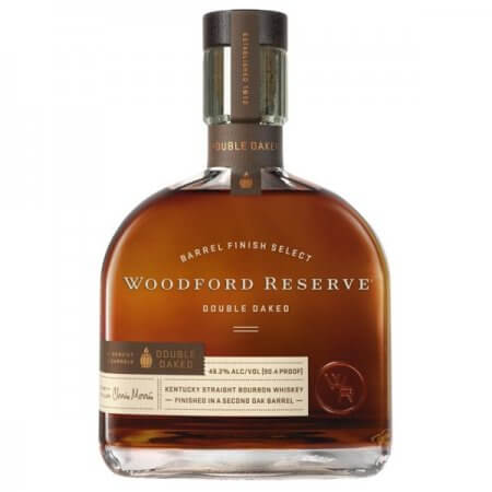 Bouteille Bourbon Woodford Reserve Double Oaked - 70cl.