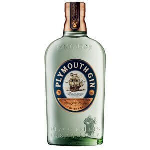 Bouteille Plymouth Gin - 70cl.