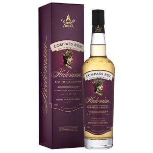 Bouteille Whisky Hedonism Compass Box - 70cl.