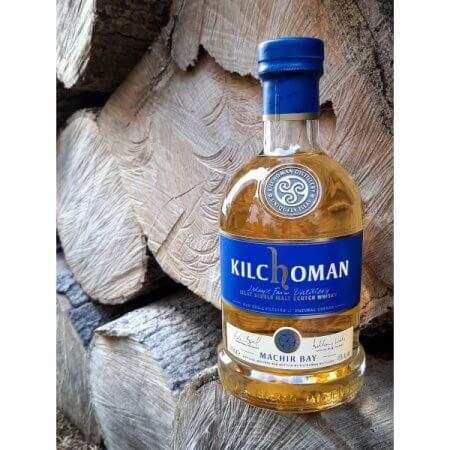 Whisky Kilchoman The Machir Bay - Photo en extérieur