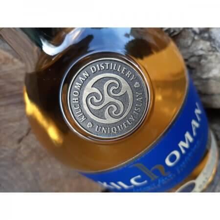 Whisky Kilchoman The Machir Bay - Zoom sur le logo de la marque