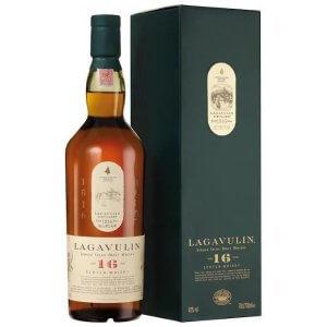 Lagavulin 16 ans - Whisky écossais