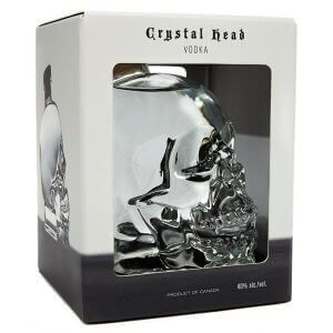 Boite Vodka Crystal Head - 70cl.