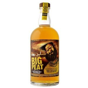 Bouteille Whisky Big Peat - 70cl.