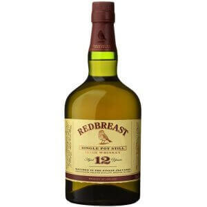 Bouteille Whisky Redbreast 12 ans - Single Pot Still - 70cl.