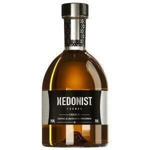 Bouteille Hedonist Liqueur de Cognac au gingembre - 70cl.