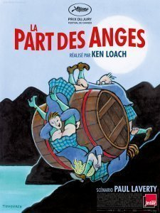 Affiche du film : La part des anges de Ken Loach