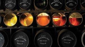Part des anges - Whisky Jameson