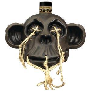 Rhum Dead Head Chocolat - Tête de singe