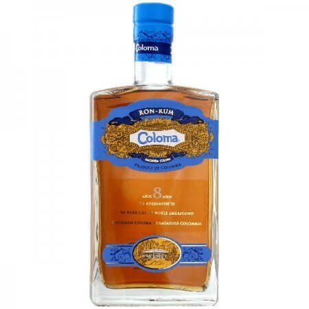 Rhum Coloma 8 ans - Colombie