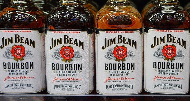 Étiquette Straight Bourbon