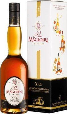 Bouteille de Calvados XO