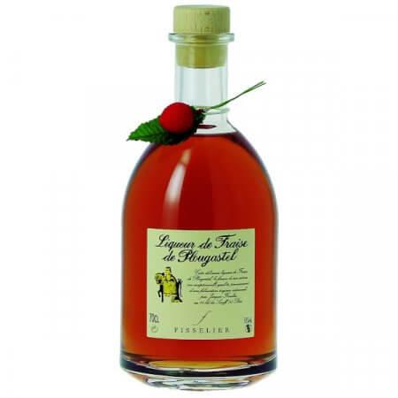 Liqueur Fraise de Plougastel - Fisselier