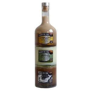 Crème de Orujo - bouteilles empilables