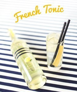 Cocktail au Citron - French Tonic