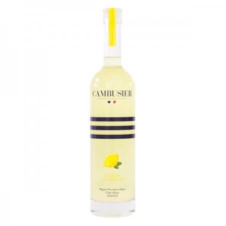 Liqueur au citron de Menton - Cambusier