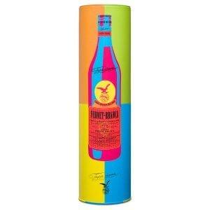 Boite du Fernet Branca Andy Warhol Edition