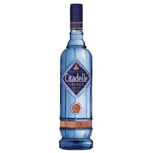 Gin Citadelle de la région de Cognac