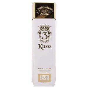 3 kilos Coco Gold - liqueur noix de coco