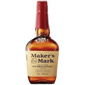 Maker's Mark - Kentucky Straight Bourbon - 45%