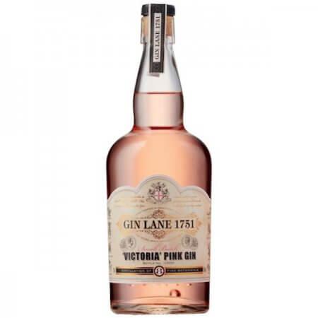 Gin Lane 1751 - Victoria Pink Gin