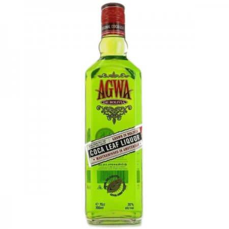 Liqueur Agwa de Bolivia (Feuille de Coca)