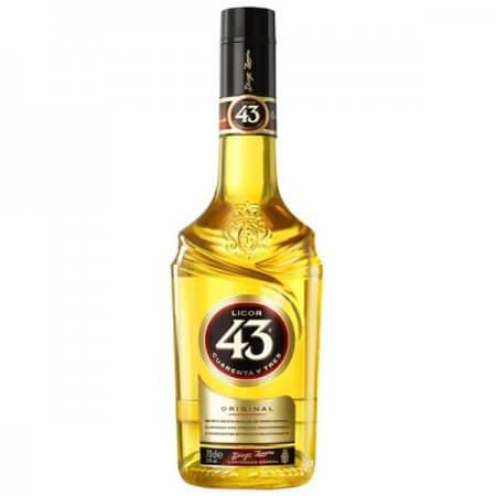 Licor 43 - Liqueur aux herbes d'Espagne