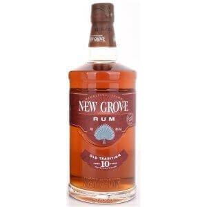 Rhum New Grove 10 ans - Old Tradition