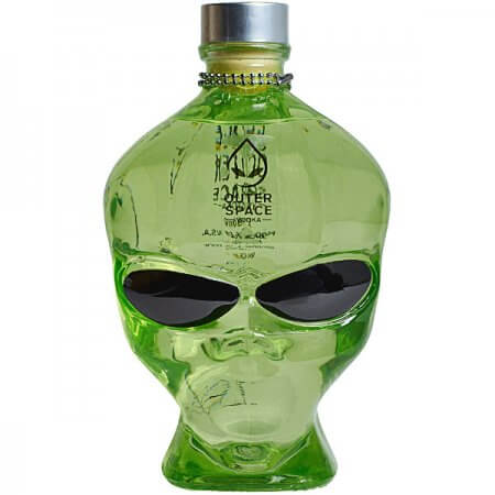 "Vodka ""Alien"" Outer Space"