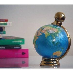 """Vodka Globe Terrestre """"Zlatogor Globus"""""""